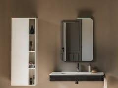 ARTELINEA, ATOLLO | Specchio rettangolare  Specchio rettangolare