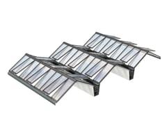 Finestra da tetto in acciaio e vetroATRIUM - VELUX