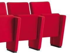 Poltrona per auditoriumAUDITORIUM | Poltrona per auditorium - SESTA