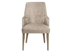 Sedia in velluto con braccioliAUDREY | Sedia con braccioli - PAOLO CASTELLI