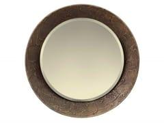 Specchio rotondo in vetroresina da pareteAURORA - GANSK