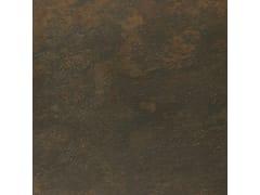 Pavimento/rivestimento in gres porcellanato tecnico effetto pietra AUSTRAL ANTRACITA - AUSTRAL