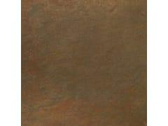 Pavimento/rivestimento in gres porcellanato tecnico effetto pietra AUSTRAL COPPER - AUSTRAL