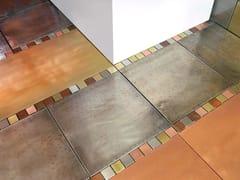 Pavimento/rivestimento effetto metalloAUTENTICA - ECO CERAMICA