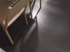 Pavimento/rivestimento in gres porcellanato a tutta massa AVENUE BLACK - URBATEK - Grès Porcellanato