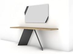 Consolle rettangolare in legnoAX | Consolle in legno - BONALDO