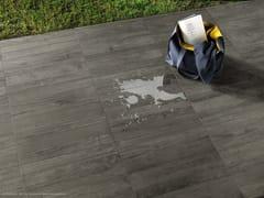 Pavimento per esterni in gres porcellanato effetto legno AXI | Pavimento per esterni in gres porcellanato - Axi