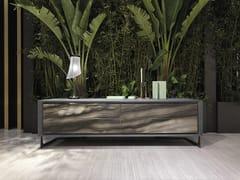 Madia in marmo con cassetti AZIMUT | Cassettiera - Azimut