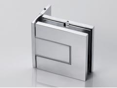 Metalglas Bonomi, B-701 Cerniera per box doccia in ottone