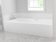 RILUXA, B-FLAT | Vasca da bagno da incasso  Vasca da bagno da incasso