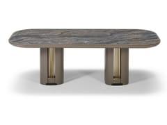 Tavolo rettangolare in ceramicaBACALL | Tavolo in ceramica - TRIPLEX INTERIORES