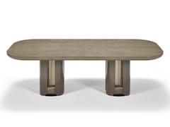 Tavolo rettangolare in legnoBACALL | Tavolo in legno - TRIPLEX INTERIORES