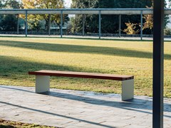 URBIDERMIS, BANCAL | Panchina senza schienale  Panchina senza schienale