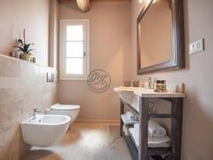 Arredo bagno completo in legnoBagno 24 - GARDEN HOUSE LAZZERINI