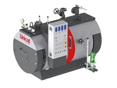Generatore di vapore a bassa pressione BAHR'UNO - Vapore