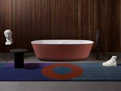 Antonio Lupi Design, BAÌA | Vasca da bagno in Flumood®  Vasca da bagno in Flumood®