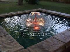 CASCADE, BALI Vasche prefabbricate in materiale composito preassemblate