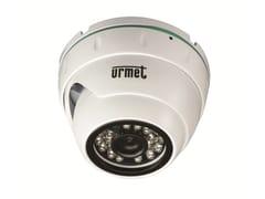 Sistema di sorveglianza e controlloMinidome AHD 720p ottica 3,6mm - URMET