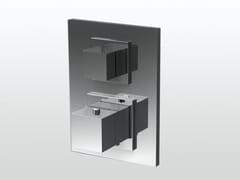 Miscelatore per doccia termostatico BAMBOO QUADRO IS3292 - Bamboo Quadro