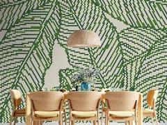 Mosaico in vetro riciclatoBANANA TREE - TRUFLE MOZAIKI