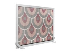 Divisorio in alluminio BARCELONA SCREEN DIVIDER PINK PATTERN -