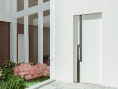 Porta d'ingresso a filo muro blindataBARD - SCRIGNO