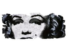 Tappeto fatto a mano in seta di bambù BARIVIERRA ICE CUT PR 031C - Henzel Studio Heritage: Andy Warhol / Art Rugs