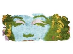 Tappeto fatto a mano in seta di bambù BARIVIERRA ICE CUT PR 031G - Henzel Studio Heritage: Andy Warhol / Art Rugs
