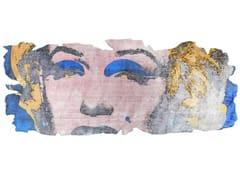 Tappeto fatto a mano in seta di bambù BARIVIERRA ICE CUT PR 031H - Henzel Studio Heritage: Andy Warhol / Art Rugs