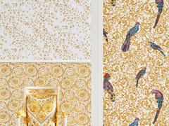 Architects Paper, BAROCCO BIRDS | Carta da parati con motivi floreali  Carta da parati con motivi floreali