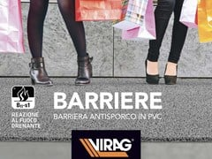 Virag, BARRIERE Barriera antisporco in PVC