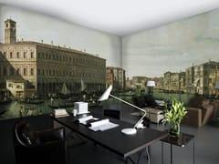 Parete tesa stampata per interniBARRISOL® NATIONAL MUSEUMS NETWORK - BARRISOL-NORMALU