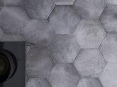 L'ANTIC COLONIAL, BASALT Pavimento/rivestimento effetto cemento per interni ed esterni