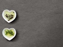 Top cucina in ceramica sinterizzata effetto pietraBASALT - SANICERAMIC IMPORT AND EXPORT