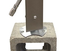 Accessorio per fontane in metalloBase per fontana - COLORTAP