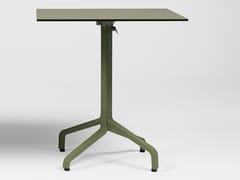 Base per tavoli ribaltabile in alluminioBASE FRASCA MINI FOLDING - NARDI