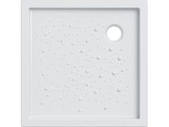 Piatto doccia antiscivolo quadratoBASTIA | Piatto doccia quadrato - GEBERIT