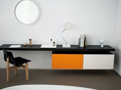 Mobile bagno componibile sospesoFLAT XL   Mobile bagno - AGAPE