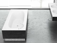 Vasca da bagno rettangolare da incassoBETA FUSION | Vasca da bagno - ABSARA INDUSTRIAL