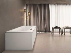 Vasca da bagno rettangolare da incassoALFA FUSION | Vasca da bagno - ABSARA INDUSTRIAL