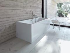 Vasca da bagno rettangolare in acrilico VERO AIR | Vasca da bagno - Vero Air