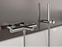 Miscelatore per vasca monocomando termostatico con doccettaX-FACTOR   Miscelatore per vasca - DANIEL RUBINETTERIE