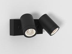 Faretto per esterno a LED da parete in alluminioBAYVILLE TWIN SPOT - ASTRO LIGHTING
