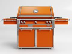 Barbecue a gas in acciaioBBQ42 | Barbecue - OFFICINE GULLO