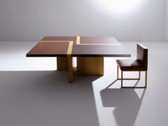Tavolo quadrato in legno BD07 - Maxima