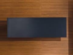 Pensile in legno impiallacciato con anta BD27 - Decor
