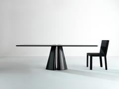 Tavolo rettangolare in marmo RAJA BD44 R - Maxima