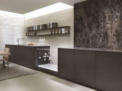 Cucina componibile senza maniglie BELLAGIO - Decor