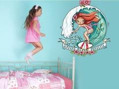 Adesivo da parete per bambiniBEACH PARADISE - ACTE DECO