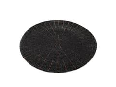 Tovaglietta rotonda in fibre vegetaliBEADED | Tovaglietta - BAZAR BIZAR